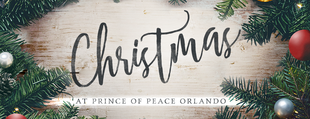 Christmas at Prince of Peace Orlando